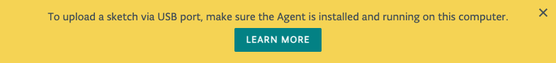 No agent - Learn more